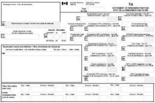 How to read your T4 tax slip - Solid Tax - Tax Preparation Service ...