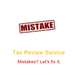 tax review service