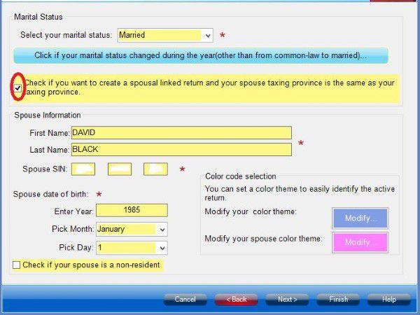 how to avoid marital status discrimination